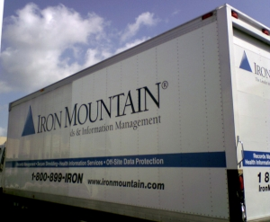 Iron Mountain uses GreenRoad driver behavior and fleet performance to advance their company and keep their drivers and vehicles safe.