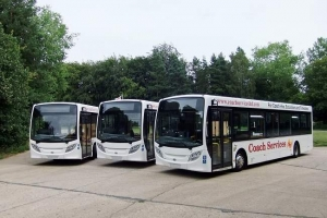 Coach services enjoy the benefits of using the entire GreenRoad full suite to manage their fleet.