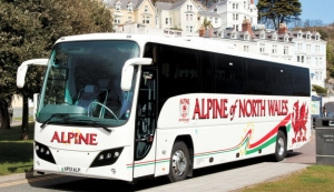Alpine Travel uses GreenRoad driver behavior to identify more than 150 dangerous driving maneuvers in their fleet.